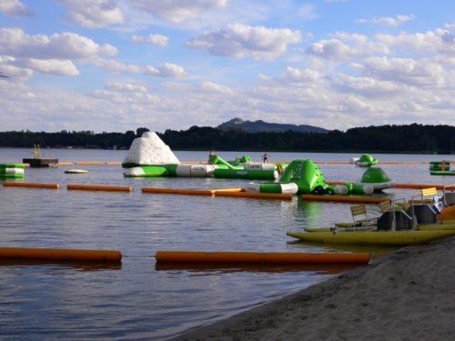 vodní sporty Máchovo jezero