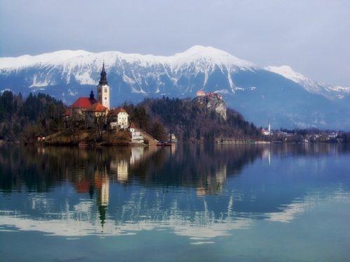 lyžování slovinsko