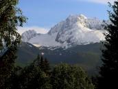 Nejvyšší hora Slovenska - Gerlachovský štít 2654 m n.m.