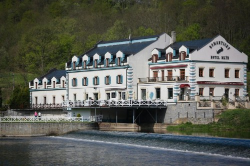 Hotel Mlýn Karlštejn, zdroj: hotelmlynkarlstejn.cz