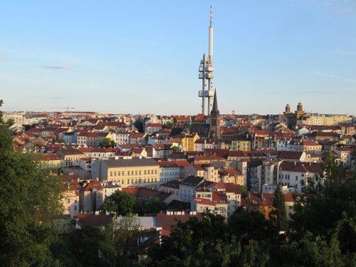 Hotel v Praze na Žižkově