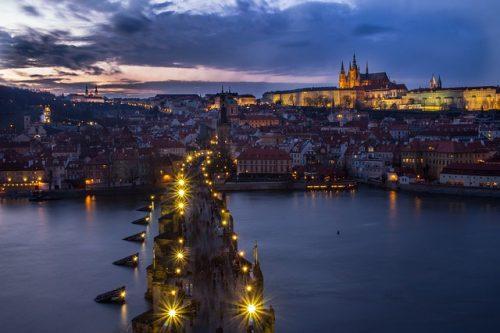 hotely v centru Prahy