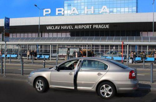 Parkování na letišti v Praze
