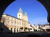 Mariánské náměstí s kostelem sv. Pavla, zdroj: wikipedia.org